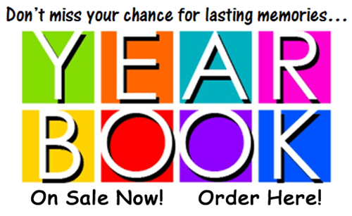 Year Book Sales!